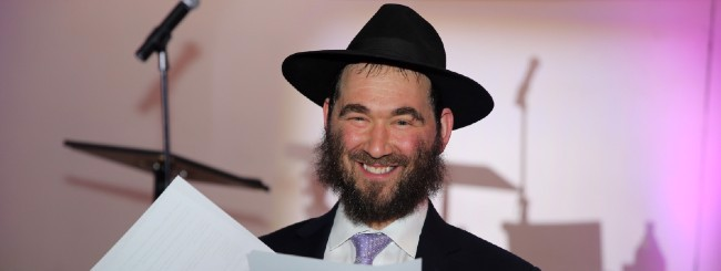 January 2021: Rabbi Yehuda Dukes, 39, Inspired Thousands in Health and in Sickness