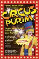 Purim at the circus '07