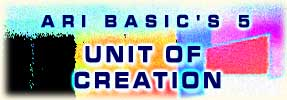 Unit of Creation