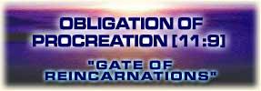 Obligation of Procreation