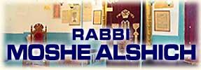 Rabbi Moshe Alshich