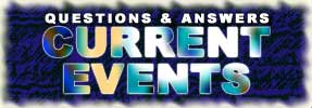 FAQ: Current Events