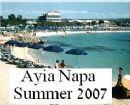 Ayia Napa 2016 Summer Program