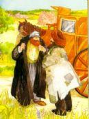 De Rebbe en de koetsier