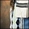 How to Put on a Tallit or Tzitzit: Blessings and Instructions