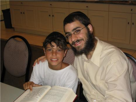 Bar Mitzvah lessons