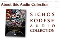 Sichos Kodesh Audio Collection