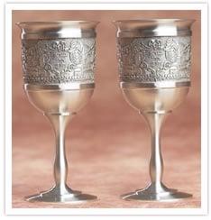 Sheva Brachot wine cups