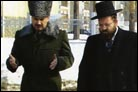First Rabbi of the Russian Army