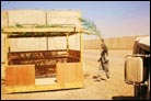 Building a Sukkah in Iraq