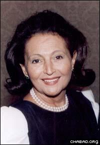 Mrs. Charlotte Rohr