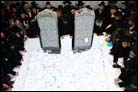 Emissaries of the Lubavitcher Rebbe Gather at His Resting Place