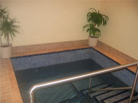 Mikvah Pool