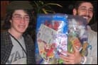 College Students Help Out Israeli Victims of Terror