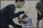 Teens With Special Needs Take to the Basketball Court