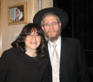 Rabbi Shimon & Sarah Hecht