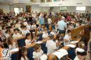 טקסי קבלת התורה לתלמידי בתי הספר הממלכתיים בעיר