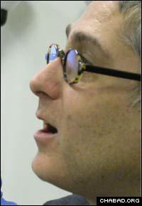 Rutgers University professor Jeffrey Shandler