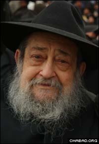 Rabbi Zelig Sharfstein (Photo: Israel Bardugo)