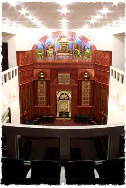 בית כנסת של הקהילה הבוכרית בקווינס שבניו יורק.