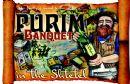 Purim in The Shtetel