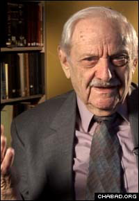 Rabbi Zev Segal, who died this week at the age of 91, gave an interview to Jewish Educational Media in 2007.