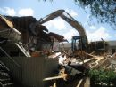 Fondren Court Apt Demolition!!