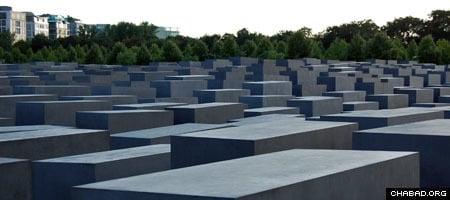 Berlin's Holocaust memorial (Photo: Igor Badalassi)