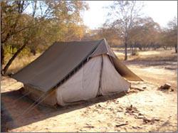 למען הדיוק: הם יצאו לנקוש בדלת האוהל