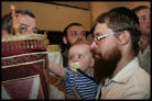 Holocaust-Era Torah Scrolls Dedicated in Dnepropetrovsk
