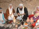 Seder Night at Masada