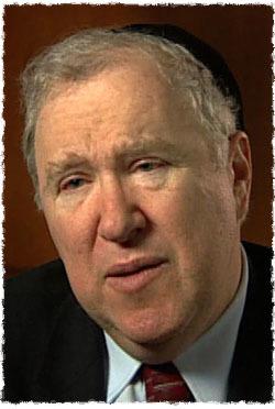 David Luchins (Photo: Jewish Educational Media)