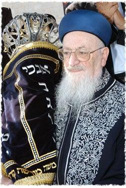 Rav Mordékhaï Eliyahou