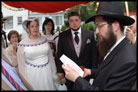Wedding Joy Multiplied at Center for Russian-Speaking Immigrants