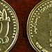 Die Münzen glänzten