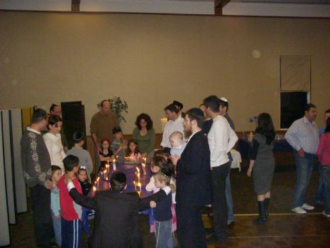 chanukah kids party