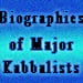 Biographies of Major Kabbalists