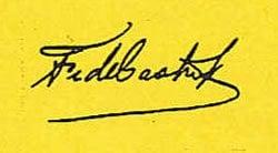 Fidel Castro's signature