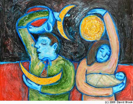 """""""The Astrologers"""" by David Brook"""