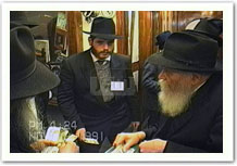 Rabbi E. and The Rebbi