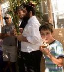 Sukkot Open Sukkah 2008