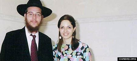 Rabbi Gavriel and Rivkah Holtzberg were killed in one of the worst terrorist attacks in Indian history.