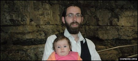 Kosher supervisor Rabbi Bentzion Kruman, 28, was one of the victims recovered from the Mumbai Chabad House.