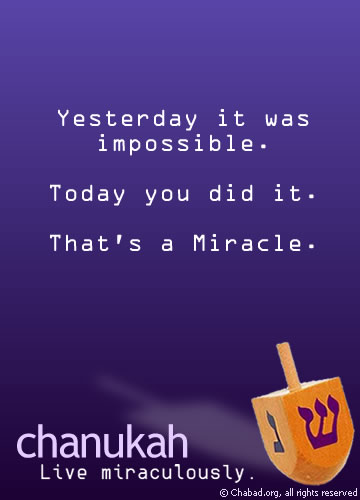 Live Miraculously