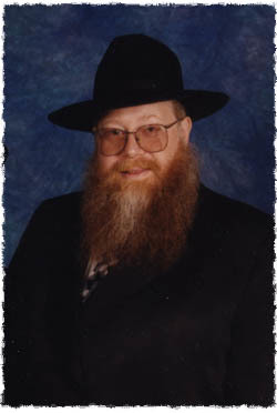 Rabbi Yosef Yitzchok Kazen, pioneer of Judaism on the internet and founder of Chabad.org