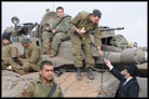 Israeli Military Families and Frightened Citizens Adjust After Days of Warfare