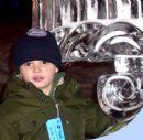 Ice Menorah Lighting • 08