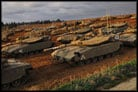 Israeli Ground Incursion Begins as Tanks and Heavy Artillery File Into Gaza