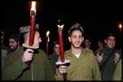 Florida Family Dedicates Torah Scroll to Israeli Soldiers