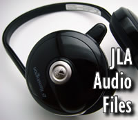 JLA Audio Files
